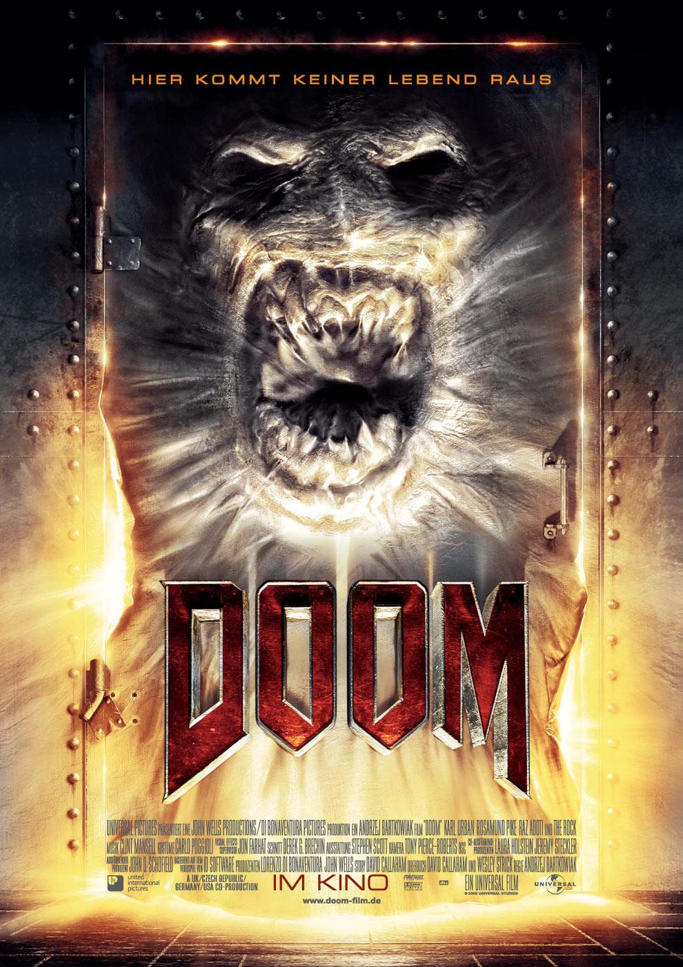 Doom Мультфильм Торрент